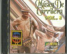 Musica De Carrilera Volume 3 Latin Music CD New