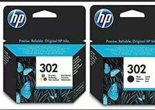 Cartouches HP 302 Noir et Couleurs Neuf