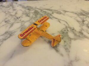 Matchbox Lesney Skybusters SB39 Stearman Cadbury's Crunchie, flying circus