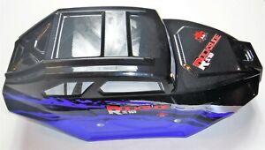 Redcat Racing Rockslide RS10 XT Crawler Body - Blue