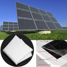 EVA Film Sheet Solar Cell Panel Module Encapsulation Laminate 0.4x1000x1000mm