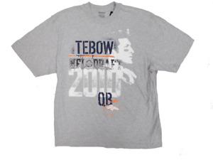 NFL Denver Broncos Tim Tebow Draft Day T-Shirt (XX-Large)