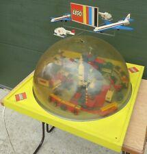 Vintage 1960s/70s Motorised Lego Shop Display Diorama