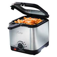 Oster® 1.5 L. Deep Fryer - Stainless Steel CKSTDF102