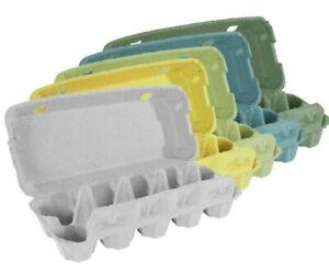 154 Stück 10er Eierkartons Eierschachteln Eierpappe Eierverpackungen unbedruckt