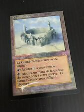 MTG ONSLAUGHT GRAND COLISEUM (FRENCH GRAND COLISEE) NM FOIL