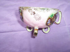 RARE ROYAL HALSEY-L M VERY FINE FOOTED TEACUP-_______NO SAUSER!!