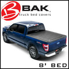BAK Revolver X2 Hard Rolling Tonneau Bed Cover Fits 2021 Ford F-150 8'