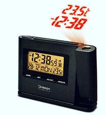 OROLOGIO SVEGLIA RADIOCONTROLLA E TERMOMETRO OREGON IWA80135 NUOVA ORIGINALE!!!