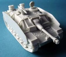 Milicast BG066 1/76 Resin WWII German StuH42 10.5  Ausf.G ( Final ) w/Shurtzen