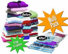 Vacuum Storage Bags  Space Bag Storage MIXED 12pcs - 2 sizes