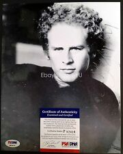 "ART GARFUNKEL Signed 8x10 Photo PSA/DNA Certified Autograph ""Simon & Garfunkel"""