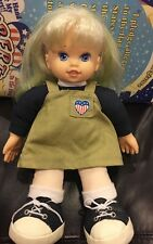 Liberty Belle Doll - recites opening of pledge!    Rare