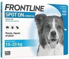 Frontline pipettes 6x1 34ml - pour Chien de 10-20kg