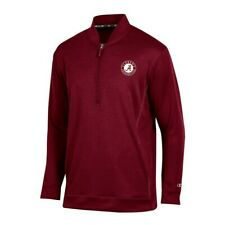 Alabama Crimson Tide NCAA Champion Men's Cool Down Coaches Collar Jacket