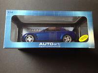 """Mazda RX-8 """"X-MEN"""" Limited Edition RX8 inklusive Zertifikat Autoart 75941 1:18"""