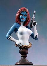 MYSTIQUE mini bust/statue~Bowen Designs~X-Men~Spider-Man~Avengers~NIDB