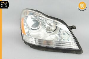 07-09 Mercedes X164 GL450 GL550 Right Passenger Side Headlight Lamp Bi Xenon OEM
