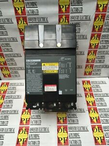 Square D SL 100A 600v I-Line Panelboard Plug-On Lugs Triple Pole Sub Feed Lugs
