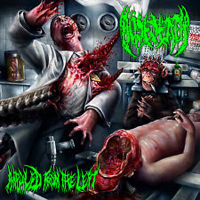 BÖSEDEATH -CD- Impaled from the Left    (Acranius, Guttural Secrete,Devourment)