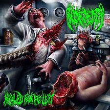 BÖSEDEATH -CD- Impaled from the Left    (Acranius, Guttural Secrete,Devourment)