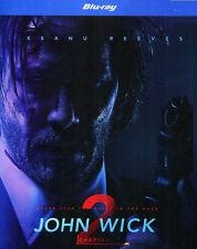 John Wick Chapter 2 <Brand New Blu-Ray> Keanu Reeves