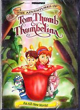 The Adventures of Tom Thumb & Thumbelina (DVD, 2011)
