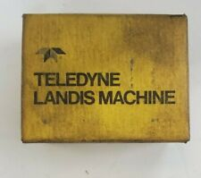 Teledyne Landis Machine Treading Equipment 3 14 Un