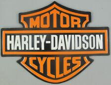 Blechschild HARLEY DAVIDSON 40 x 30 cm Metallschild Vintage Nostalgie (B22)
