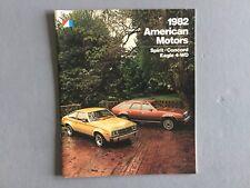 1982 American Motors Brochure