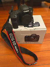 Canon EOS 6D Mark II 26.2MP Digital SLR Camera - Black