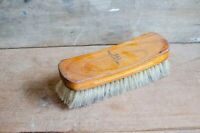 Vintage S&G prof. Shoe Shine Brush USA vintage hand brush