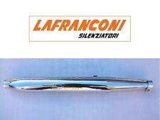 MARMITTA ORIGINALE  LAFRANCONI - INGRESSO DIAMETRO 32 mm  - OMOLOGATA