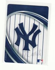 JOHN MILLER NEW YORK YANKEES 1966  AUTOGRAPHED PLAYING CARD