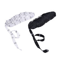 500 White Black Woven Clothing Garment Size Labels Tags Sweing S M L XL  BDAU