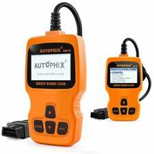 For Vehicle OM123 OBD2 Code Reader Scanner Car Diagnostic Engine Fault Scan Tool