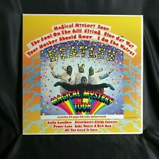 The Beatles Magical Mystery Tour 1967 LP Record Vinyl Album with Booklet inside