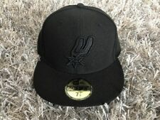 NEW Era San Antonio Spurs NBA CAP 59 FIFTY 7 1 4 Nero 53badd088662