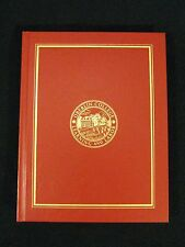OBERLIN COLLEGE Ohio 1989 Alumni Directory In Clean Unmarked Condition