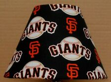 San Francisco Giants MLB fabric lamp shade sports Handmade Desk Table NG