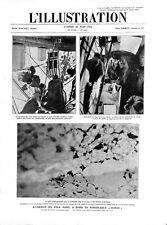Amundsen ballon dirigeable Norge Pole Nord Norvège USA Italie ILLUSTRATION 1926