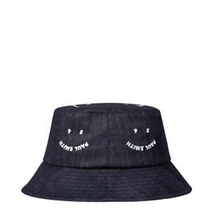 Paul Smith Bucket Hat PS Smile Navy