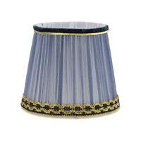 Abat-jour de lampe de table en tissu abat-jour de vanité pour ventilateur