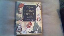 "1946 Vintage ""A Treasury Grand Opera"" W/ Card Board Jacket - Henry W. Simon"