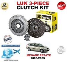 Pour Renault MEGANE Estate 1.4 1.6 16 V 2003-2009 Original LUK 3 PIECE embrayage KIT