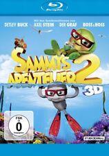 Sammys Abenteuer 2 - Blu Ray 3 D