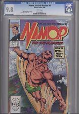 Namor #1  CGC 9.8  1990