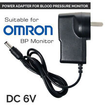 Power Adapter for Digital Blood Pressure Monitor Upper Arm OMRON AC DC Adapter