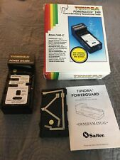 Tundra Powerguard T400 Camcorder Battery Reconditioner/Tester Nos