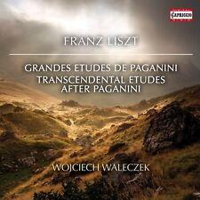 Liszt / Walaczek - Transcendental Etudes After Paganini [New CD]